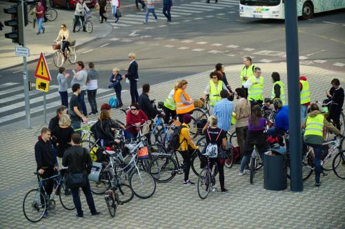 Skupinsko kolesarjenje - notranji cestni obroč - 22.9.2017